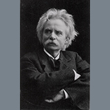 Download or print Edvard Grieg Butterfly (from 'Lyric Pieces Op. 43') Sheet Music Printable PDF -page score for Classical / arranged Piano SKU: 119353.