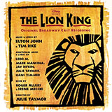 Download or print Elton John Circle Of Life Sheet Music Printable PDF -page score for Pop / arranged Piano, Vocal & Guitar (Right-Hand Melody) SKU: 16275.
