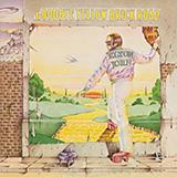 Download or print Elton John Goodbye Yellow Brick Road Sheet Music Printable PDF -page score for Rock / arranged Piano SKU: 80207.