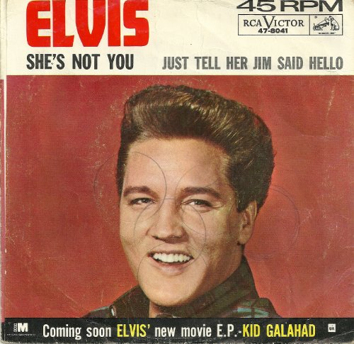 Easily Download Elvis Presley Printable PDF piano music notes, guitar tabs for  Easy Piano. Transpose or transcribe this score in no time - Learn how to play song progression.