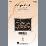 Download or print Emily Crocker Cripple Creek Sheet Music Printable PDF -page score for Concert / arranged TB SKU: 97931.