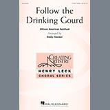 Download or print Emily Crocker Follow The Drinkin' Gourd Sheet Music Printable PDF -page score for Concert / arranged 3-Part Treble SKU: 178920.