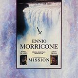 Download or print Ennio Morricone Gabriel's Oboe Sheet Music Printable PDF -page score for Ballad / arranged Piano SKU: 58698.