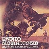 Download or print Ennio Morricone The Man With The Harmonica (from 'Once Upon A Time In The West') Sheet Music Printable PDF -page score for Film and TV / arranged Piano SKU: 123545.