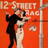 Download or print Euday L. Bowman Twelfth Street Rag Sheet Music Printable PDF -page score for Jazz / arranged Piano SKU: 65804.