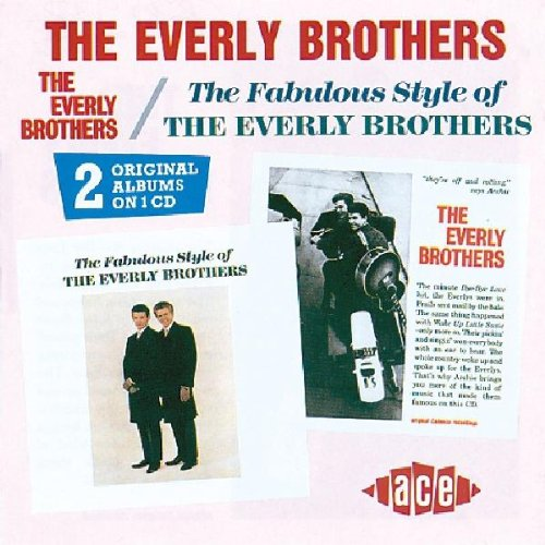 Easily Download The Everly Brothers Printable PDF piano music notes, guitar tabs for  Lyrics & Chords. Transpose or transcribe this score in no time - Learn how to play song progression.