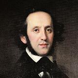 Download or print Felix Mendelssohn Organ Sonata No.3, Op.65, A Major Sheet Music Printable PDF -page score for Classical / arranged Piano SKU: 28173.