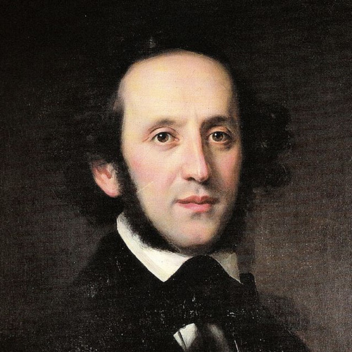 Easily Download Felix Mendelssohn Printable PDF piano music notes, guitar tabs for  Beginner Piano. Transpose or transcribe this score in no time - Learn how to play song progression.