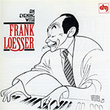 Download or print Frank Loesser A Touch Of Texas Sheet Music Printable PDF -page score for Easy Listening / arranged Piano, Vocal & Guitar (Right-Hand Melody) SKU: 110523.