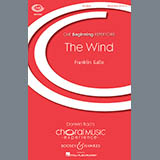Download or print Franklin Gallo The Wind Sheet Music Printable PDF -page score for Festival / arranged SSA SKU: 175381.