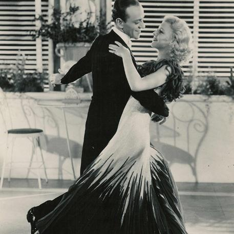 Easily Download Fred Astaire & Ginger Rogers Printable PDF piano music notes, guitar tabs for  Piano, Vocal & Guitar (Right-Hand Melody). Transpose or transcribe this score in no time - Learn how to play song progression.