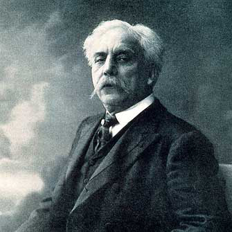 Easily Download Gabriel Fauré Printable PDF piano music notes, guitar tabs for  Piano, Vocal & Guitar (Right-Hand Melody). Transpose or transcribe this score in no time - Learn how to play song progression.