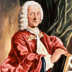 Download or print Georg Philipp Telemann Allegro Sheet Music Printable PDF -page score for Classical / arranged Piano SKU: 124499.
