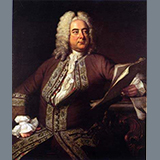 Download or print George Frideric Handel Aylesford Piece Sheet Music Printable PDF -page score for Classical / arranged Piano SKU: 104402.