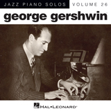 Download or print George Gershwin Love Walked In Sheet Music Printable PDF -page score for Jazz / arranged Piano SKU: 99158.