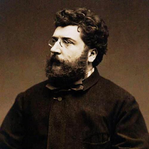 Easily Download Georges Bizet Printable PDF piano music notes, guitar tabs for  Piano. Transpose or transcribe this score in no time - Learn how to play song progression.