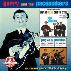 Easily Download Gerry And The Pacemakers Printable PDF piano music notes, guitar tabs for  Piano, Vocal & Guitar (Right-Hand Melody). Transpose or transcribe this score in no time - Learn how to play song progression.