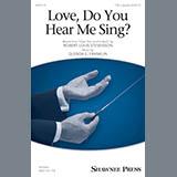 Download or print Glenda E. Franklin Love, Do You Hear Me Sing? Sheet Music Printable PDF -page score for Concert / arranged Choral TTB SKU: 175618.