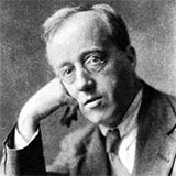 Download or print Gustav Holst The Planets, Op. 32 - Mercury, The Winged Messenger Sheet Music Printable PDF -page score for Classical / arranged Piano SKU: 121434.
