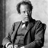 Download or print Gustav Mahler Adagietto from Symphony No.5 (4th Movement) Sheet Music Printable PDF -page score for Classical / arranged Piano SKU: 32060.
