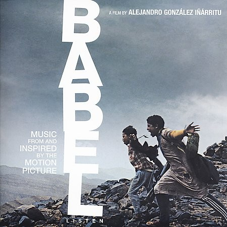 Download or print Gustavo Santaolalla Deportation/Iguazu (from Babel) Sheet Music Printable PDF -page score for Film and TV / arranged Piano SKU: 38316.