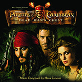 Download or print Hans Zimmer Davy Jones Plays His Organ (From Pirates Of The Caribbean) Sheet Music Printable PDF -page score for Film and TV / arranged Piano SKU: 55557.