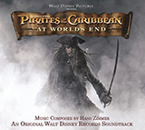 Download or print Hans Zimmer Drink Up Me Hearties (from Pirates Of The Caribbean: At World's End) Sheet Music Printable PDF -page score for Film and TV / arranged Piano SKU: 59331.