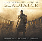 Download or print Hans Zimmer Honour Him/Now We Are Free (from Gladiator) Sheet Music Printable PDF -page score for Film and TV / arranged Piano SKU: 17505.