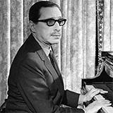 Download or print Harold Arlen The Man That Got Away Sheet Music Printable PDF -page score for Jazz / arranged Piano SKU: 151511.