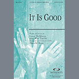 Download or print Harold Ross It Is Good Sheet Music Printable PDF -page score for Sacred / arranged SATB SKU: 71575.