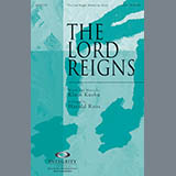 Download or print Harold Ross The Lord Reigns Sheet Music Printable PDF -page score for Sacred / arranged SATB SKU: 79256.