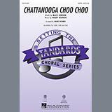 Download or print Mark Brymer Chattanooga Choo Choo Sheet Music Printable PDF -page score for Jazz / arranged SATB SKU: 54566.