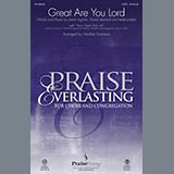 Download or print Heather Sorenson Great Are You Lord Sheet Music Printable PDF -page score for Religious / arranged Choral SKU: 178124.