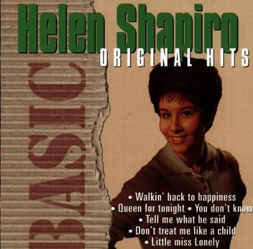 Easily Download Helen Shapiro Printable PDF piano music notes, guitar tabs for  Piano, Vocal & Guitar. Transpose or transcribe this score in no time - Learn how to play song progression.