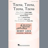 Download or print Henry Leck Tzena, Tzena, Tzena, Tzena Sheet Music Printable PDF -page score for Concert / arranged 3-Part Treble SKU: 179233.