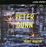 Download or print Henry Mancini Peter Gunn Theme Sheet Music Printable PDF -page score for Film and TV / arranged Piano SKU: 81328.