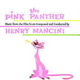 Download or print Henry Mancini The Pink Panther Sheet Music Printable PDF -page score for Jazz / arranged Piano SKU: 153868.