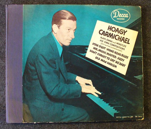 Easily Download Hoagy Carmichael Printable PDF piano music notes, guitar tabs for  Real Book - Melody, Lyrics & Chords - C Instruments. Transpose or transcribe this score in no time - Learn how to play song progression.