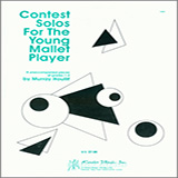 Download or print Houllif Contest Solos For The Young Mallet Player Sheet Music Printable PDF -page score for Unclassified / arranged Percussion SKU: 124797.