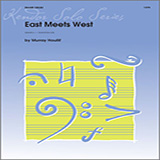 Download or print Houllif East Meets West Sheet Music Printable PDF -page score for Unclassified / arranged Percussion SKU: 124740.