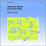 Download or print Houllif Groove Solos For Drum Set Sheet Music Printable PDF -page score for Unclassified / arranged Percussion SKU: 124750.