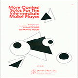 Download or print Houllif More Contest Solos For The Intermediate Mallet Player Sheet Music Printable PDF -page score for Unclassified / arranged Percussion SKU: 124789.
