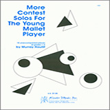 Download or print Houllif More Contest Solos For The Young Mallet Player Sheet Music Printable PDF -page score for Unclassified / arranged Percussion SKU: 124788.