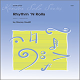 Download or print Houllif Rhythm 'N Rolls Sheet Music Printable PDF -page score for Unclassified / arranged Percussion SKU: 124748.