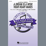 Download or print Ilene Woods A Dream Is A Wish Your Heart Makes Sheet Music Printable PDF -page score for Pop / arranged Piano SKU: 88161.