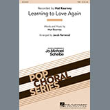 Download or print Jacob Narverud Learning To Love Again Sheet Music Printable PDF -page score for Pop / arranged TBB SKU: 169709.