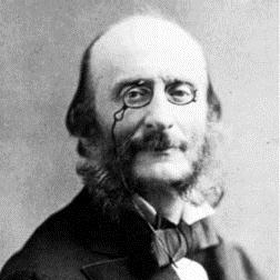 Download or print Jacques Offenbach The Can Can Sheet Music Printable PDF -page score for Classical / arranged Piano SKU: 108251.