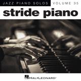 Download or print James P. Johnson Carolina Shout Sheet Music Printable PDF -page score for Jazz / arranged Piano SKU: 159272.