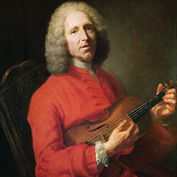 Download or print Jean-Philippe Rameau Tambourin Sheet Music Printable PDF -page score for Classical / arranged Piano SKU: 104407.