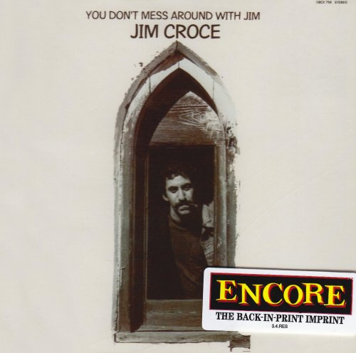 Easily Download Jim Croce Printable PDF piano music notes, guitar tabs for  Piano (Big Notes). Transpose or transcribe this score in no time - Learn how to play song progression.